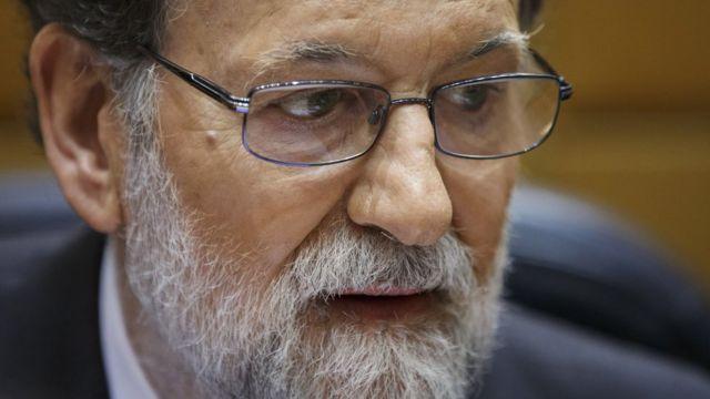 Mariano Rajoy, primer ministro de España.