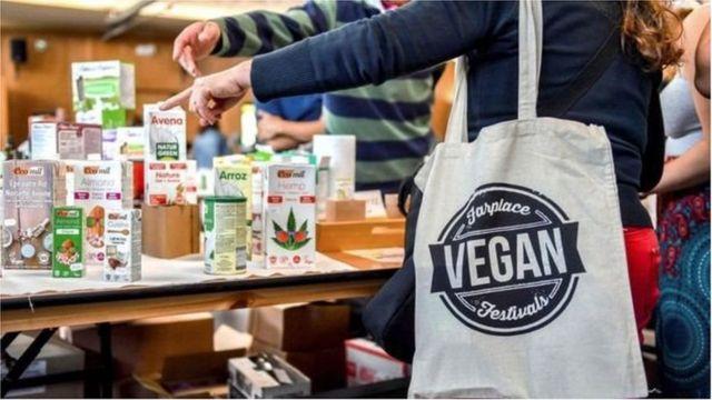 Найти веганские продукты в Украине не всегда легко