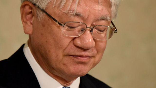 神戸製鋼の川崎博也社長は今月13日、「多大なご迷惑をかけた」と謝罪した