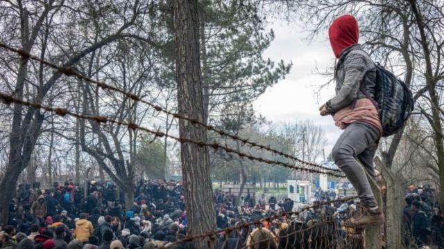 اشرف غنی گفته است هرچه بیشتر اروپا افغانستان را در تامین ثبات کمک کند ، تعداد ورود پناهجویان کشورهای غربی کمتر خواهد بود