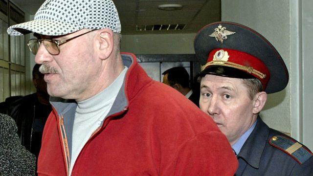 Владимир Хуцишвили в суде