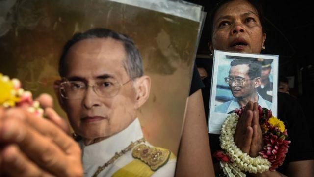 Thailand, Bhumibol Adulyadej, Bangkok
