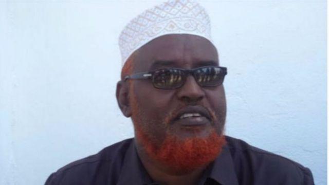 Umukuru w'intara ya Jubaland muri Somalia Ahmed Madobe