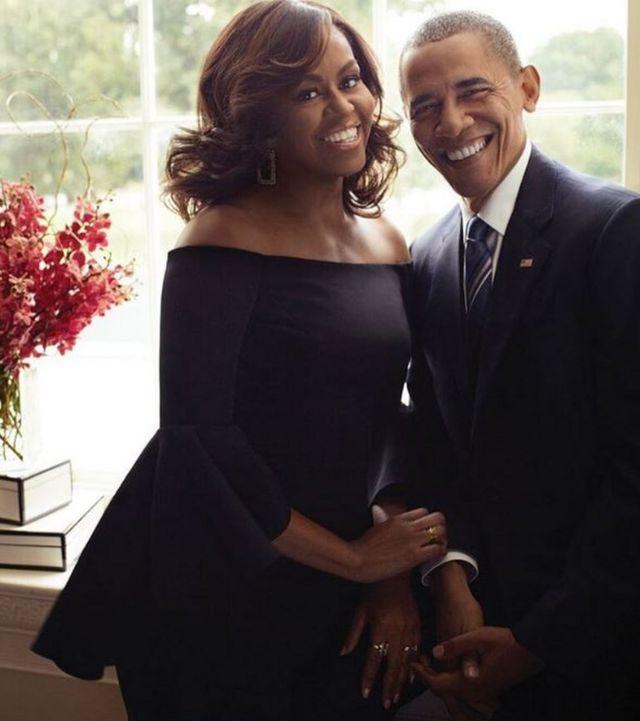 オバマ大統領夫妻の仲睦まじい様子は、ポピュラーカルチャーで大人気だ