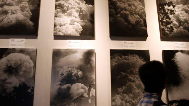 Атомный взрыв в книге Джона Херси обсуждают шестеро выживших в нем
