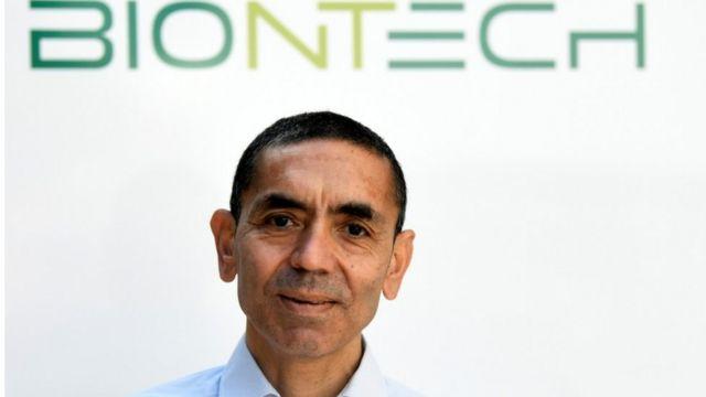Koronavirüs aşısını bulan BioNTech'in CEO'su Uğur Şahin: Aşının salgını bitireceğinden eminim - BBC News Türkçe
