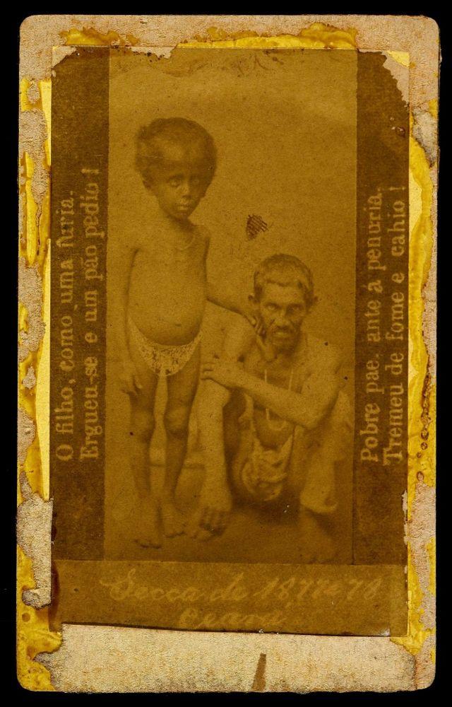 Grande seca de 1877 espalhou pobreza e miséria pelo Ceará