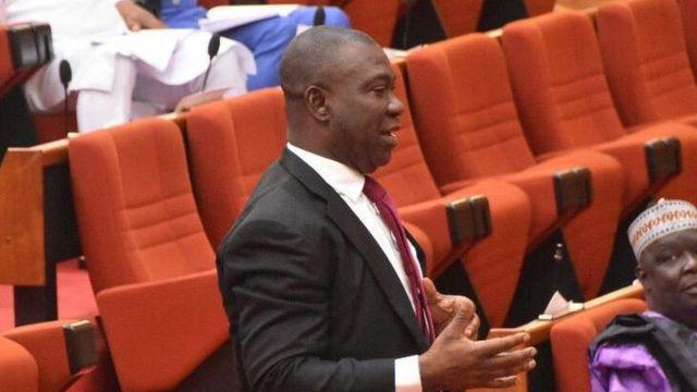Ike Ekweremadu, igbakeji aarẹ ile asofin agba lorilẹede Naijiria