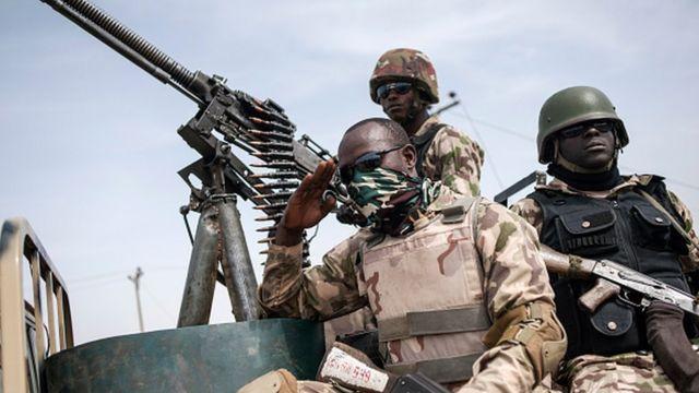 Ndị agha Nigeria