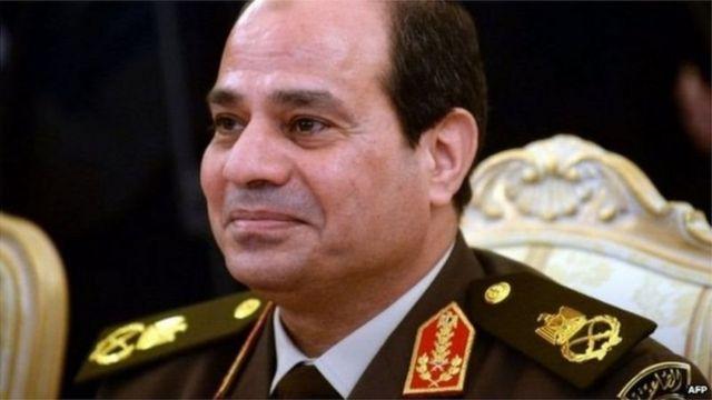 Madaxweyne Abdul Fattah al-Sisi