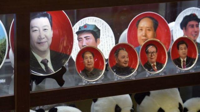 """帶有""""紅色基因""""的中國領導人習近平"""