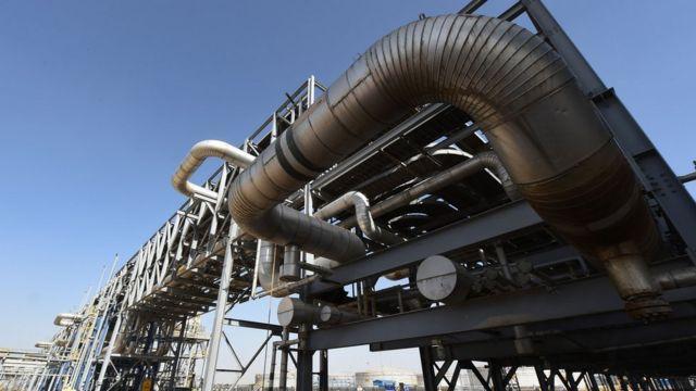 Mỏ dầu Cairn India ở Rajasthan