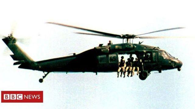Black Hawk Down waa filin laga sameeyay dagaalkii Maraykanka iyo dabley taabacsanayd Gen Maxamad Faarax Caydiid