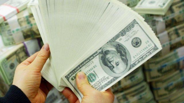 Đồng đô la Mỹ - hình minh họa
