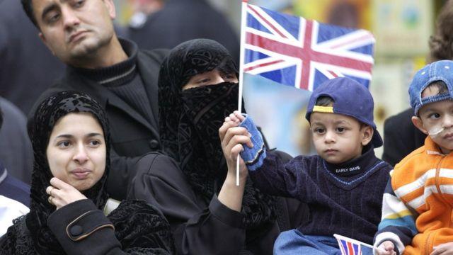 Britaniyada müsəlmanlar