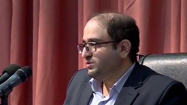 سلمان پورمریدی رئیس شعبه ۵۵ دادگاه حقوقی تهران