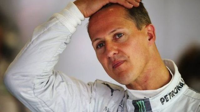 Former F1 world champion Michael Schumacher was placed in an induced coma after a skiing accident