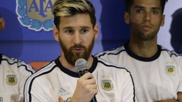 Mu rukino rwabahuje na Colombia, Messi yinjije igitego kimwe anafasha gutsinda ibindi bibiri