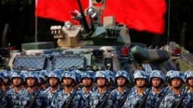 चीन सैनिक