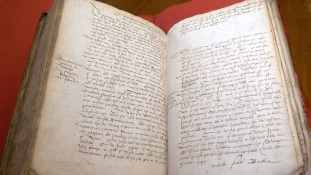 Document sheds light on Medieval voyage from Aberdeen