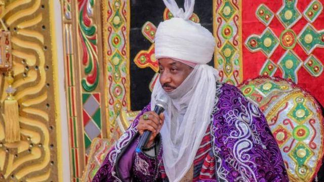 Sarkin Kano Muhammadu Sanusi