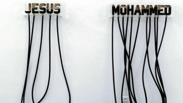 """""""Иисус - Магомет"""": нефть - переливающаяся в сообщающихся сосудах кровь мировой политики и мировых религий"""