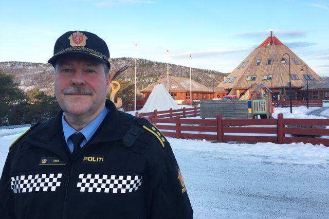 Policajac Ašlak Finvik