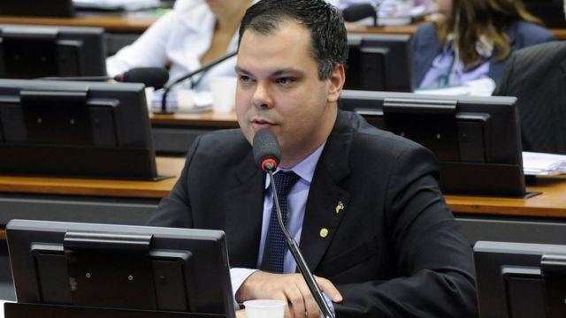 Bruno Covas quando deputado federal