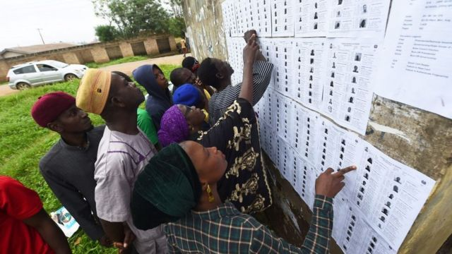 Pipo dey check for dia names during elections