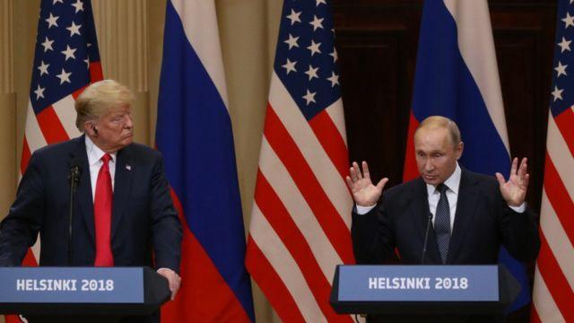 Mambo makuu kutoka kwa mkutano wa Trump na Putin