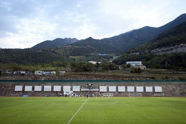 ورزشگاه آندورالاولا