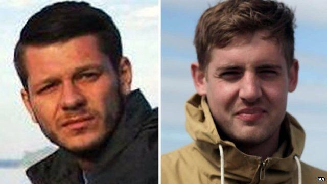 Jake Hanrahan and Philip Pendlebury were filming clashes between pro-Kurdish youths and security forces, Vice said