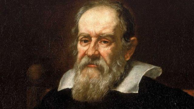 Галілео Галілей вивчав Місяць