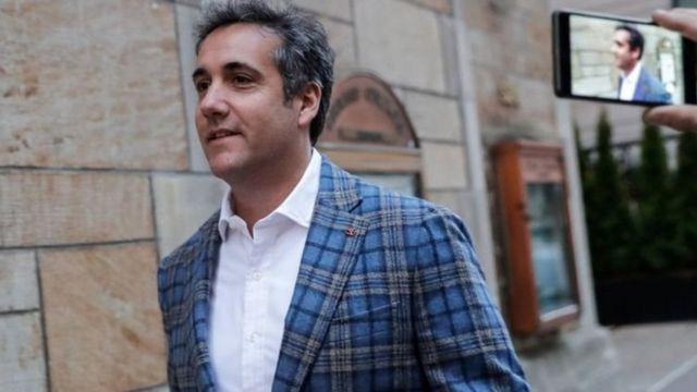 Michael Cohen alifanya kazi kama wakili wa kibinafsi wa rais Donald Trump