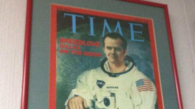 Portada de la revista Time.