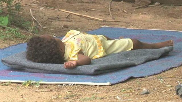 Des dizaines d'enfants ont péri au Darfour après avoir inhalé du gaz toxique, selon Amnesty International.