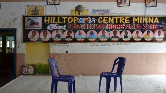 Hilltop Arts