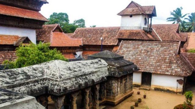 பத்மநாமபுரம் அரண்மனை