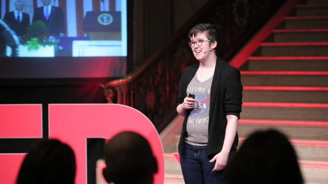 Lyra McKee murder: Belfast journalist 'committed to truth'