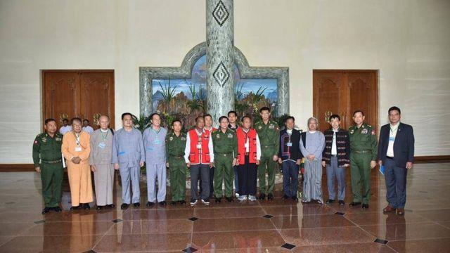 ၂၁ ပင်လုံ ငြိမ်းချမ်းရေးညီလာခံ တတိယမြောက် အစည်းအဝေး