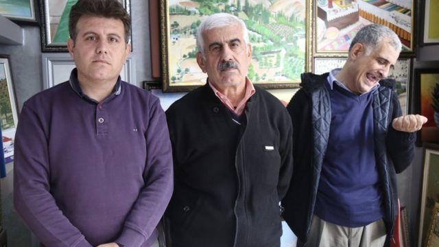 Ali Kısa ve oğulları