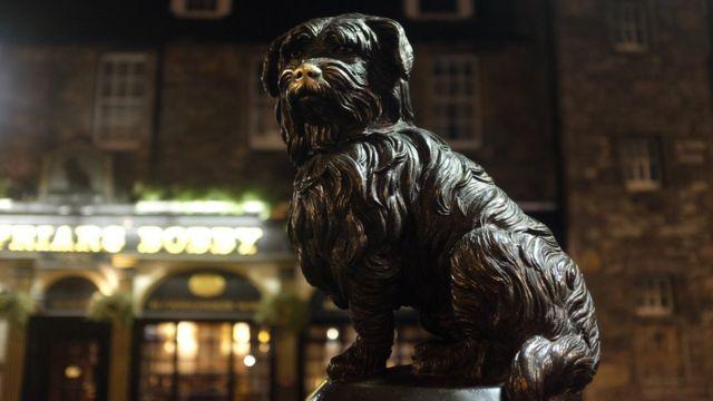 مجسمه بابی در اسکاتلند از جاذبههای گردشگری است
