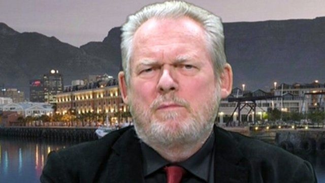 Rob Davies, South Africa's Trade and Industry minister,