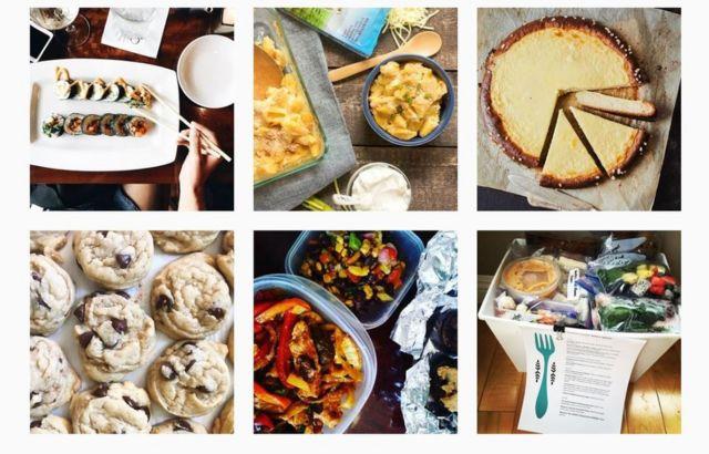 #feedingabrokenheart haştaqı ilə Instagram-da yerləşdirilən yemək təsvirləri