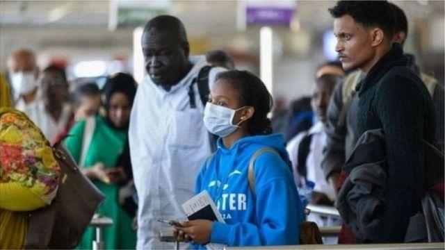 """Liste de voyage au Royaume-Uni: jour du Nigeria """"ambre"""" La nouvelle zone de restrictions de voyage de la Grande-Bretagne"""