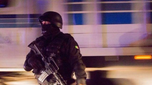 Policial no México