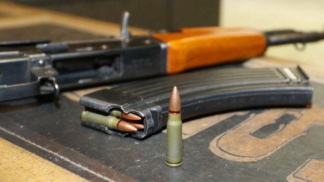 Ìbọn atamátàsé AK-47