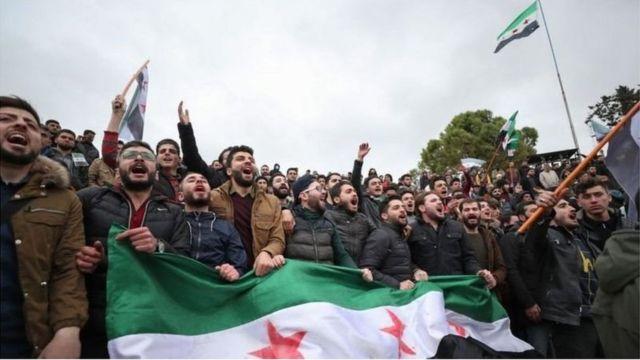 وألقى المعلم باللوم على التدخلات الأجنبية في الأزمة السورية