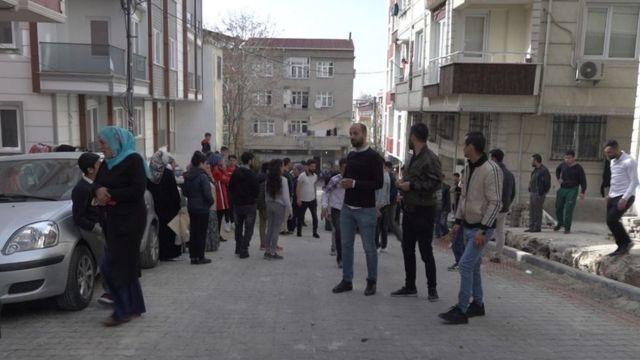 İstanbul'un Küçükçekmece ilçesinin Kanarya mahallesi
