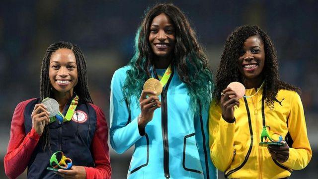 Трое призеров Олимпиады